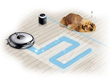 Robotic vacuum cleaner - Navigation