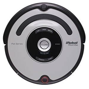 Aspirateur robot iRobot Roomba 564 Pet