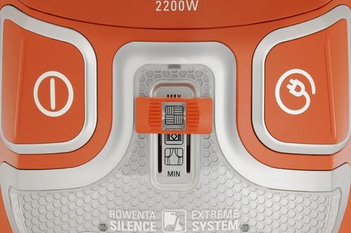 Rowenta RO582211 Extreme Silence Force - Variateur de puissance