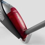 Electrolux Rapido ZB4108 - Vidage du compartiment à poussières