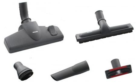 Aspirateur Philips - EasyLife FC8136 - Accessoires