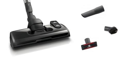Aspirateur Philips - Silentstar Power FC9310 - Accessoires