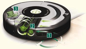 le fonctionnement d un aspirateur robot meilleur aspirateur. Black Bedroom Furniture Sets. Home Design Ideas