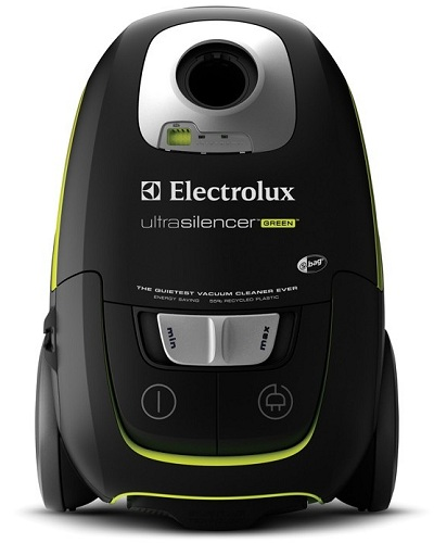 Aspirateur Electrolux - ZUSG3901 UltraSilencer Green