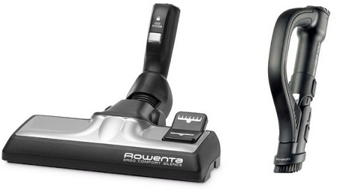 Aspirateur Rowenta - RO812311 Silence Force Extreme Cyclonic - Accessoires