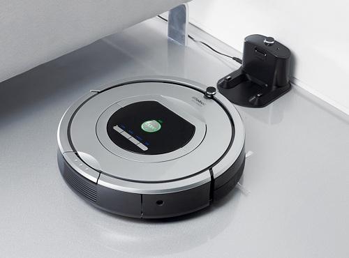 Aspirateur robot iRobot - Roomba 760