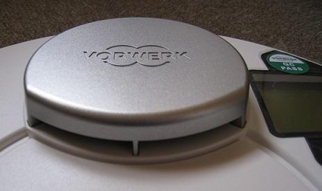 Aspirateur robot Vorwerk - Kobold VR100 - Laser télémètre