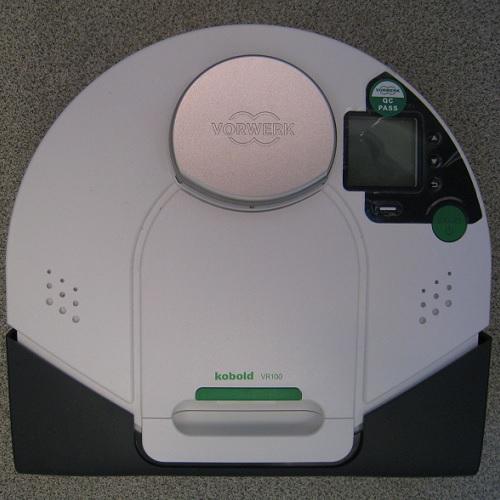 Aspirateur robot Vorwerk - Kobold VR100