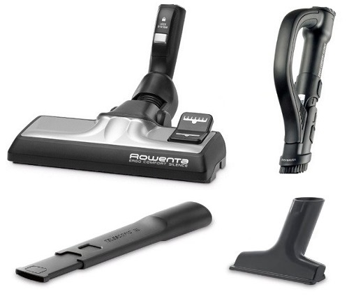 Aspirateur Rowenta - RO783711 Compact Force Cyclonic - Accessoires