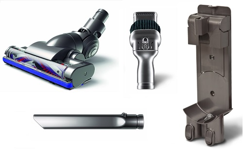 Aspirateur balai - Dyson DC45 - Accessoires
