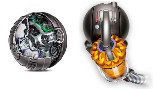 Aspirateur Dyson - Technologie Dyson Ball