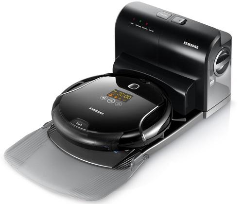 Aspirateur robot Samsung - Navibot SR8980 - Base de chargement