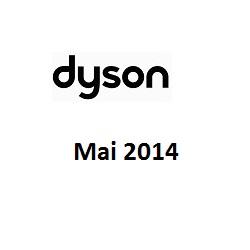 La gamme Dyson – Mai 2014 thumbnail