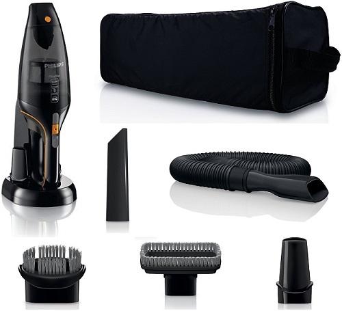 Aspirateur à main - Philips - MiniVac FC6149 - Accessoires