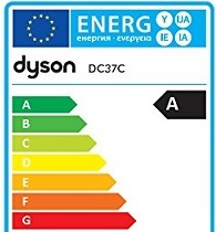 Vacuum cleaner - Energetic label