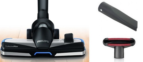 Aspirateur Philips - Performer Expert FC8721 - Accessoires