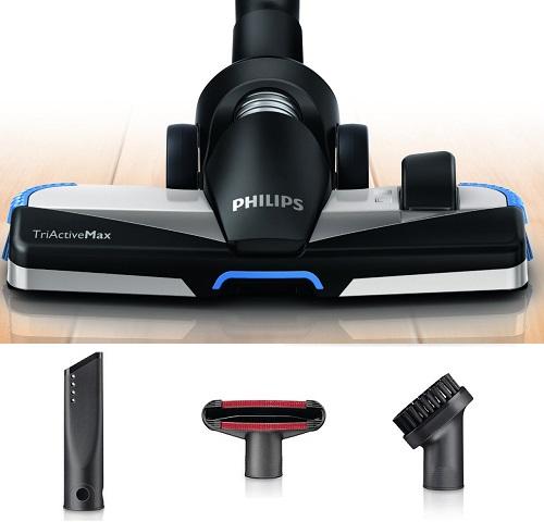 Aspirateur Philips - PowerPro Expert FC9722 - Accessoires