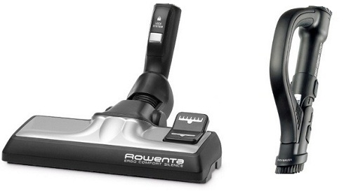 Aspirateur Rowenta - RO5729EA Silence Force Extreme Compact - Accessoires