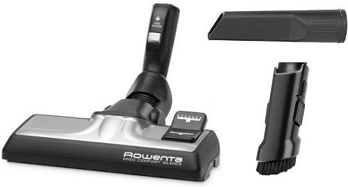 Aspirateur Rowenta - RO4627EA Silence Force Compact - Accessoires