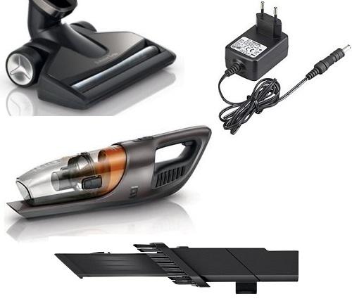 Aspirateur balai - Philips Power ProDuo FC616801 - Accessoires