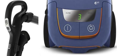 Aspirateur Electrolux - UltraSilencer ZUSDELUX61 - Variateur puissance