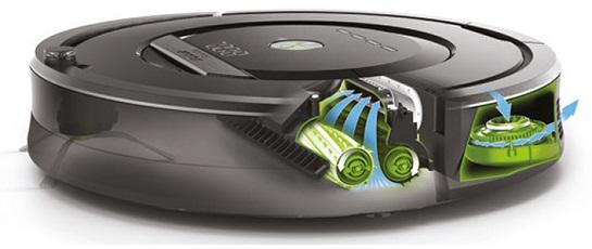 Aspirateur robot iRobot - Roomba 871
