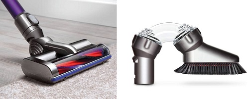 dyson v6 meilleur aspirateur. Black Bedroom Furniture Sets. Home Design Ideas