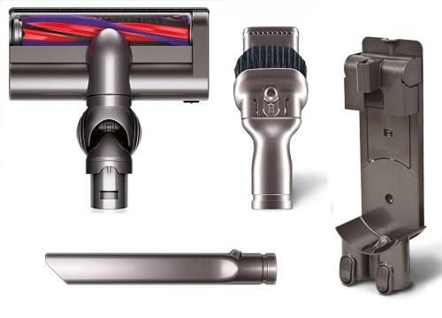 Aspirateur balai - Dyson V6 - Accessoires