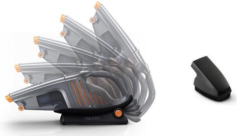 Electrolux – Rapido ZB6114 | Meilleur Aspirateur