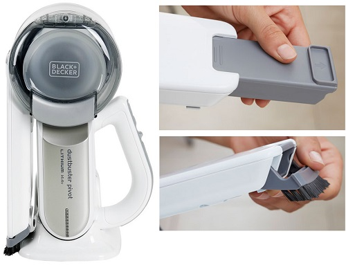 black decker dustbuster pivot pv1420l meilleur. Black Bedroom Furniture Sets. Home Design Ideas