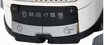 Aspirateur Miele - Complete C3 Silence Ecoline - Commandes