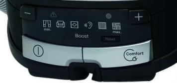 Aspirateur Miele - Complete C3 Boost EcoLine - Commandes