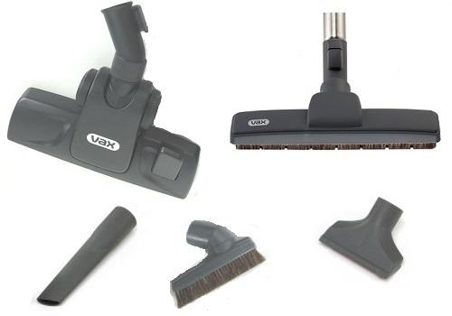 Aspirateur Vax - Air Silence C86-AS-H-E - Accessoires