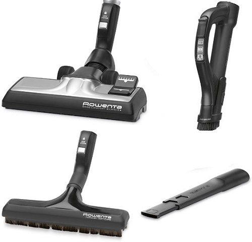 Aspirateur Rowenta - Silence Force Extreme Compact RO5761EA - Accessoires