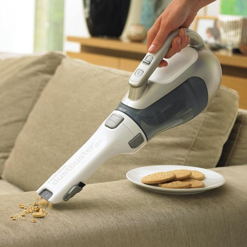 Aspirateur à main - Black&Decker - Dustbuster DV1210