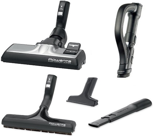 Aspirateur Rowenta - Silence Force Extreme RO5911DA - Accessoires