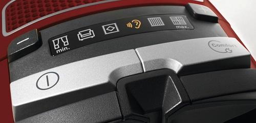 Aspirateur Miele - Complete C3 Excellence EcoLine - Variateur de puissance