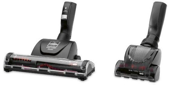 Pet vacuum cleaner turbobrosses