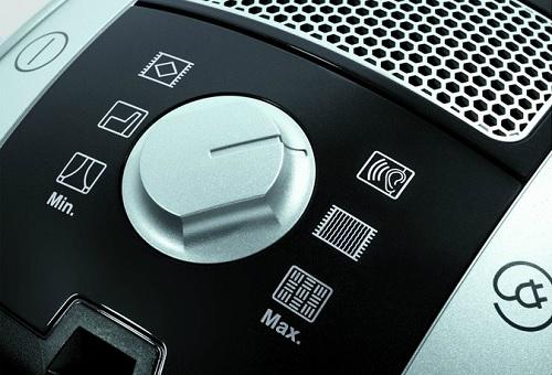 Aspirateur Miele - Compact C1 Black Pearl EcoLine - Variateur de puissance