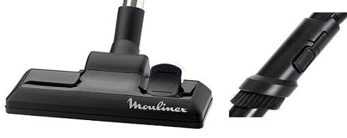 Aspirateur Moulinex - Compacteo Ergo Cyclonic MO5325PA - Accessoires