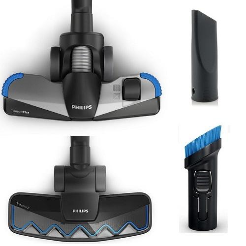 Aspirateur Philips - PowerPro Ultimate FC9921 - Accessoires