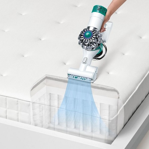dyson v6 mattress meilleur aspirateur. Black Bedroom Furniture Sets. Home Design Ideas