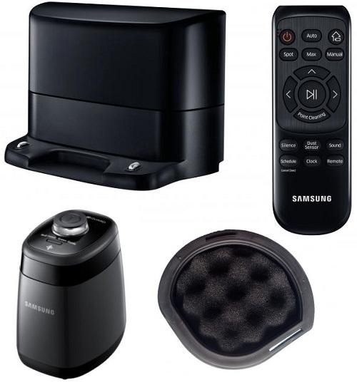 Aspirateur robot Samsung - PowerBot VR9000 - Accessoires
