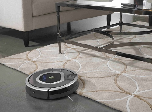 Aspirateur robot iRobot - Roomba 782e