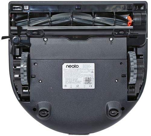 Aspirateur robot Neato - BotVac Connected - Dessous