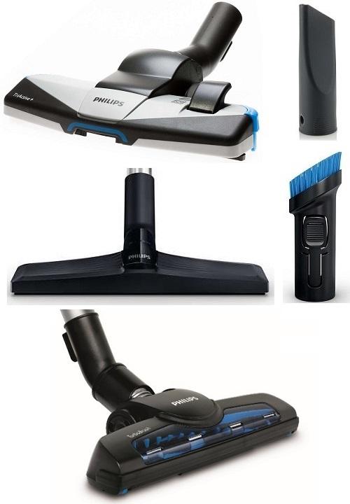 Aspirateur Philips - PowerPro Active FC9533 - Accessoires