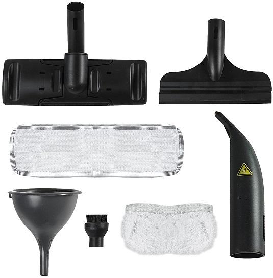 Nettoyeur vapeur - Polti - Vaporetto Smart 45 - Accessoires
