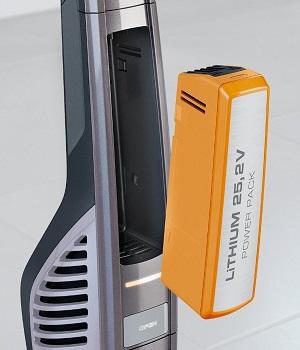 Aspirateur balai - Electrolux UltraPower ZB5022 - Batterie