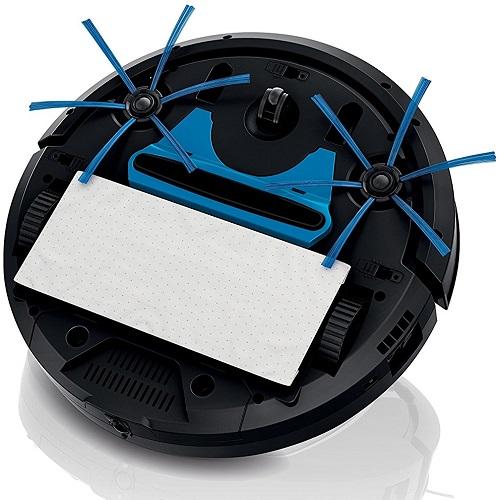 Aspirateur robot Philips - SmartPro Active FC8820 - Dessous