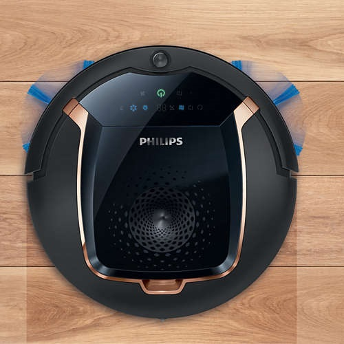 Aspirateur robot Philips - SmartPro Active FC8820